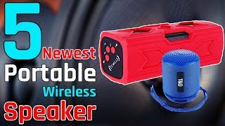 5 Newest Portable Wireless Speaker | Best Wireless Speaker | Best Product