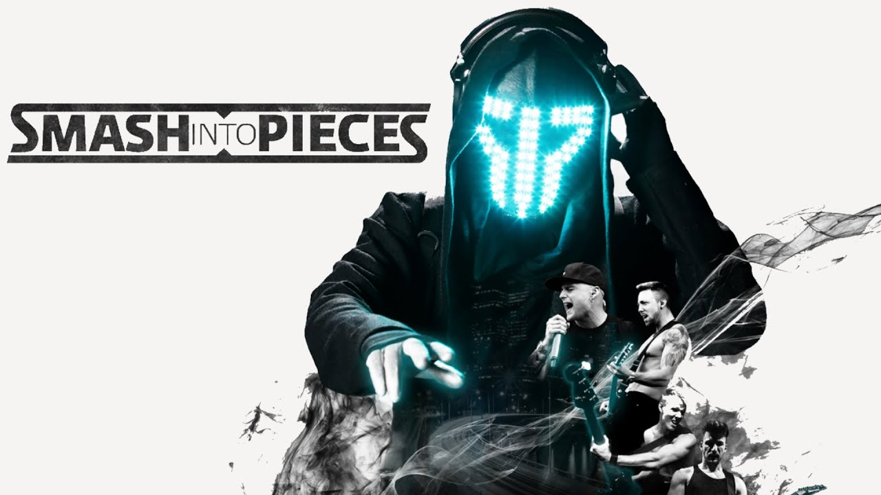 Smash into Pieces - Higher (Official Audio)