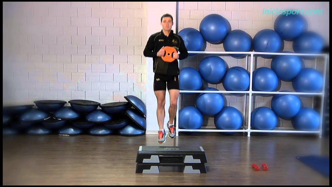 Circuito Fuerza Resistencia : Running ejercicios circuito de fuerza resistencia