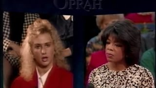 Oprah Winfrey Interviews Betty Eadie - (Part 2 of 2) - with prelude by Kevin F. Montague
