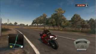 Test Drive Unlimited 2 - Test Drive DLC2 Bikes (Gameplay) [HD]
