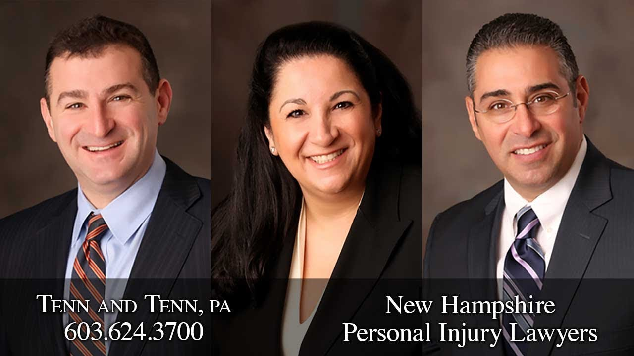 Tenn And Tenn  PA: New Hampshire Personal Injury Attorneys