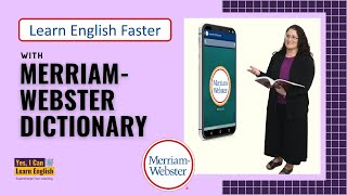 Learn English Faster with Merriam-Webster Dictionary screenshot 1