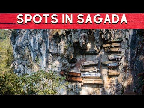 9 MUST VISIT TOURIST SPOTS IN SAGADA|Byahe ni Drew