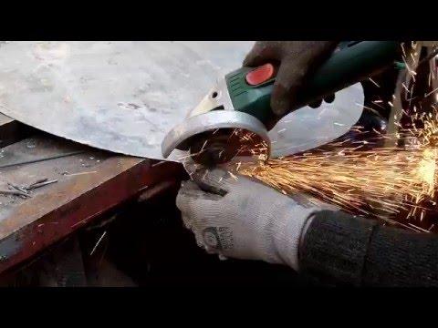 Как оборудовать бу бочку для сжигания листьев и веток на даче