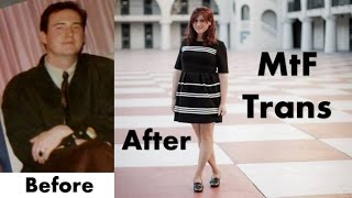 male to female body transition videos male to female body