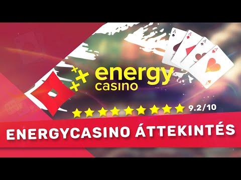 Energy Kaszinó Online 【TELJES értékelő & Nyerőgépek 2021】 video preview