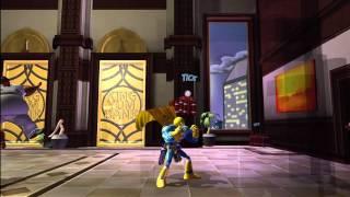 Comic Jumper Trial Gameplay (1/3)
