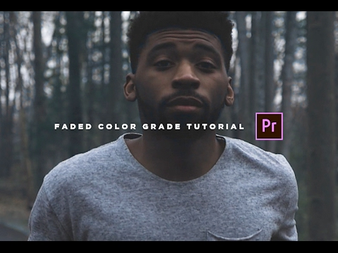 Vintage/Faded Color Grade Tutorial (Adobe Premiere Pro CC)