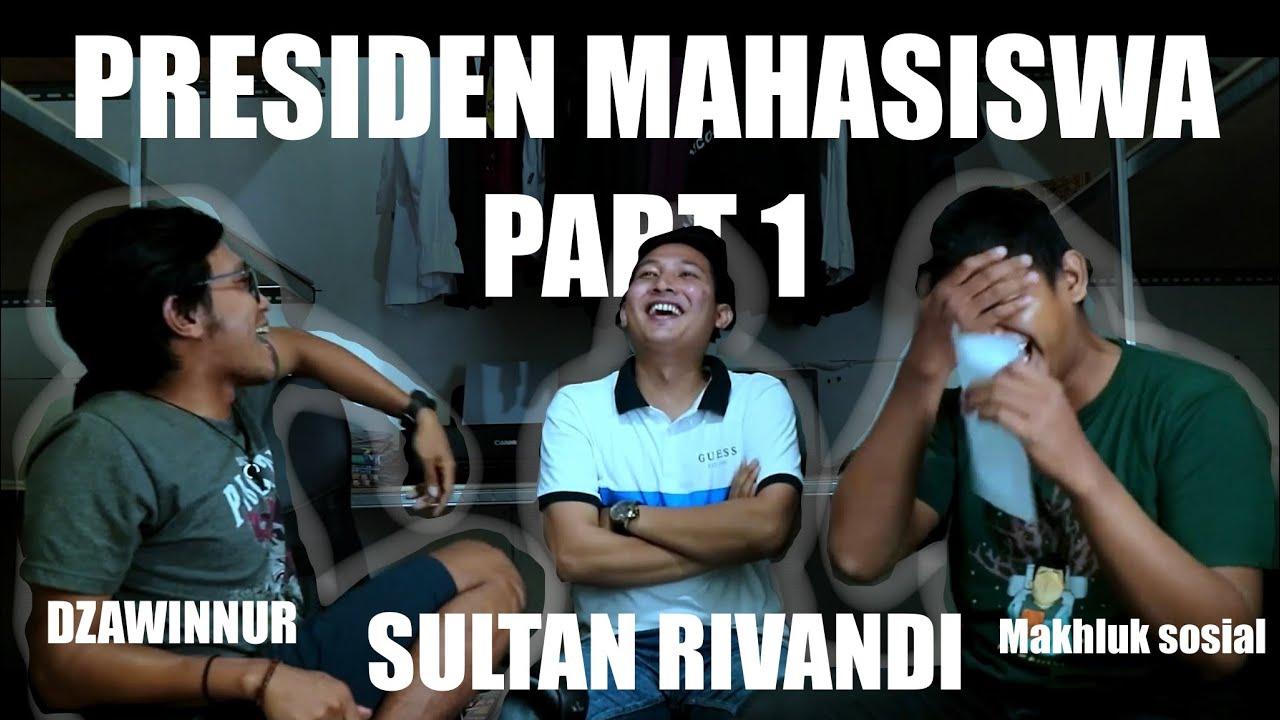 Jadi Presiden Mahasiswa di UIN JAKARTA W/ Sultan Rivandi &Dzawinnur #1