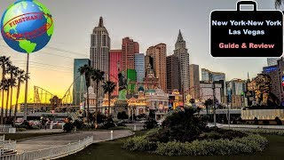 Guide to New York-New York Hotel & Casino | Rooms, casino, pool, food, arcade, location and more!