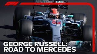 George Russell's Journey To Mercedes