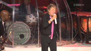 Rod Stewart - Sweet little rock and roller AVO Session Basel 15-nov-2012