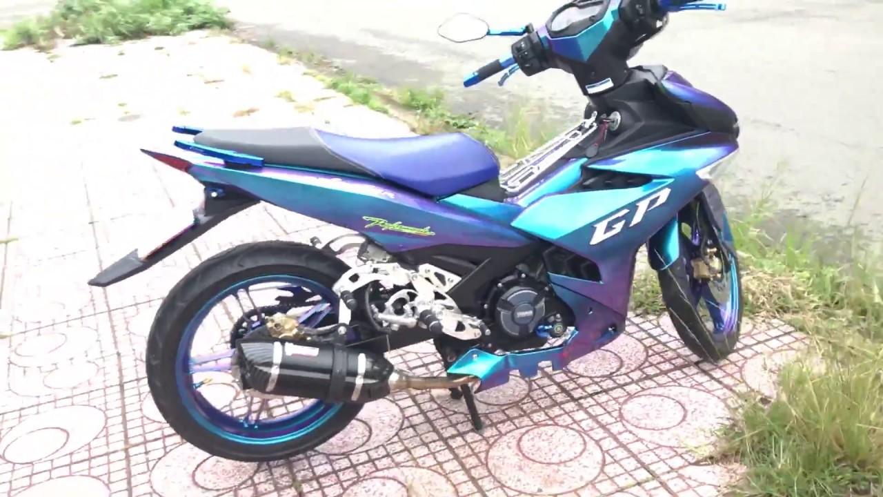 Photo of thủ tục đổi màu sơn xe máy 2016 – Exciter 150 – Sơn đổi màu theo góc nhìn [Mới Cập Nhật]