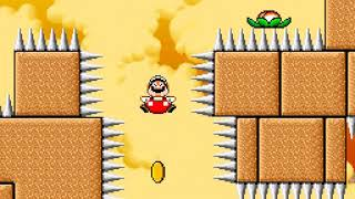 Super Mario Bros 2: Mega Mario X (Smw Hack) - Part 4