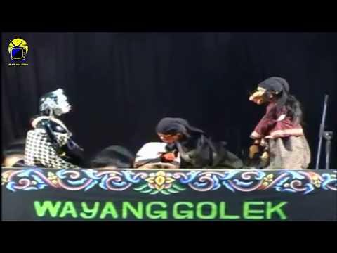 Cepot Semar Pasea - Wayang Golek Asep Sunandar Sunarya