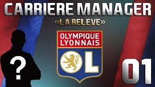 [FIFA 15] Mode Carrière | Olympique Lyonnais | Episode 01