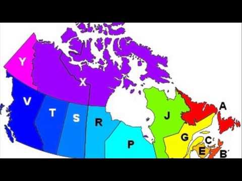 Quebec Canada Zip Code Youtube