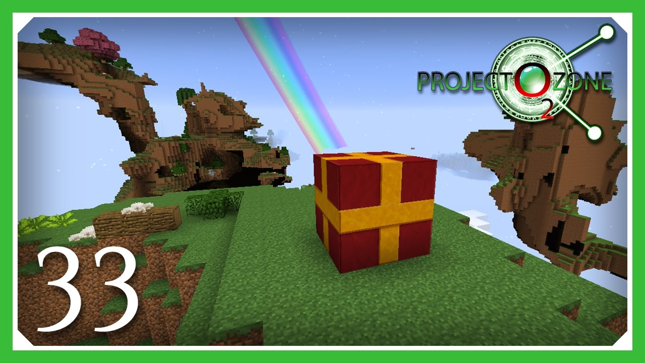 how to play skyblock on project ozone 2