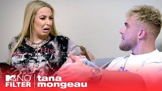 The Real Reason Tana & Jake Were Barely Speaking Ep. 2 | MTV No Filter: Tana Mongeau (Season 2)