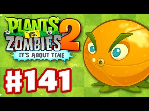 Plants vs. Zombies 2: It's About Time  Gameplay Walkthrough Part 141  Citron! iOS