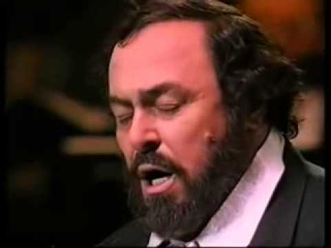 Luciano Pavarotti Royal Albert Hall