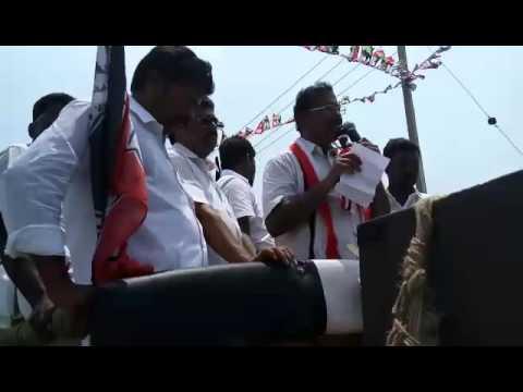 Ma Foi K. Pandiarajan AVADI Constituency AIADMK Candidate Video 6