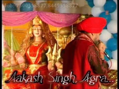 Pyara Saja Hai Tera Dwar Bhawani By~ Lakhbir Singh Lakha Live(LAL MATA MANDIR IN AMRITSAR)