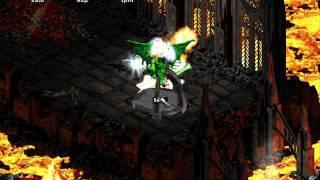 Diablo 2 Summoner Vs Hell Chaos - HD