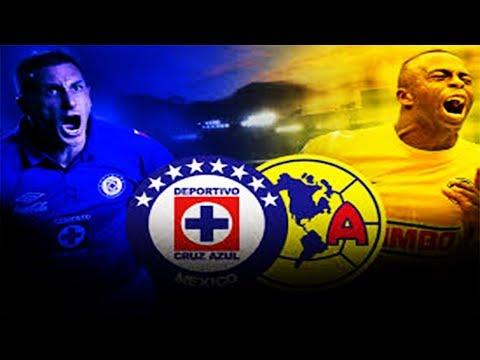 Cruz Azul vs America  en vivo HD  cuartos de final