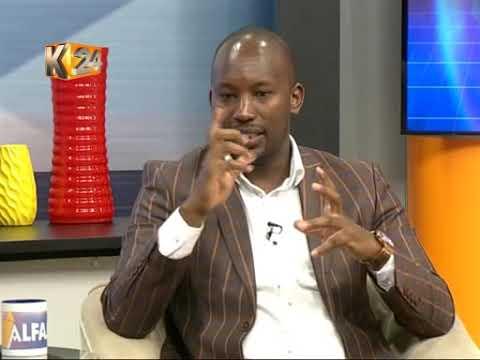 K24alfajiri Meet Dan Njoroge Managing Director Lesus Executive