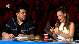 Şahin Akkaya'nın Yarı Final Mentalizm Performansı - Yetenek Sizsiniz Türkiye