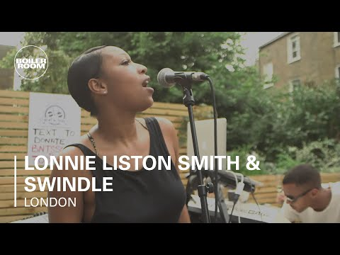 Lonnie Liston Smith & Swindle Boiler Room LIVE Show