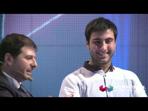 Asier Sarasua-CMO MainTool, Domagoj Simecki-Senior Consultant, Telekom Austria | Webit.Festival 2016