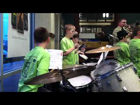 FLES Jazz Band 2012 - Buffalo Head