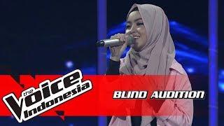 Rizma - Mau Dibawa Kemana | Blind Auditions | The Voice Indonesia Gtv 2018
