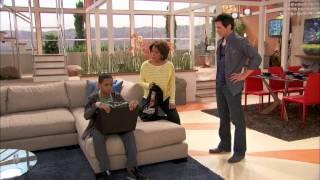 Сериал Disney - Подопытные - Сезон 1 Серия 14 - Битвы за работу по дому