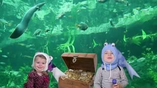 FISH | FISH KIDS SONG | FISH KIDS VIDEO | FISH KIDS RHYMES | FISH KIDS STORY