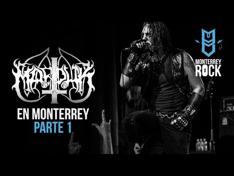 Marduk en Monterrey - Parte 1/4 - Café Iguana