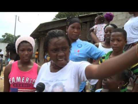 La phase repressive de l'opération Abidjan ville propre débute avec  la commune d'Attécoubé