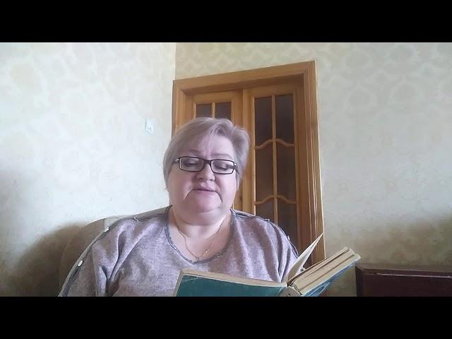 Изображение предпросмотра прочтения – ОльгаТюменцева читает произведение «Портрет» Н.В.Гоголя