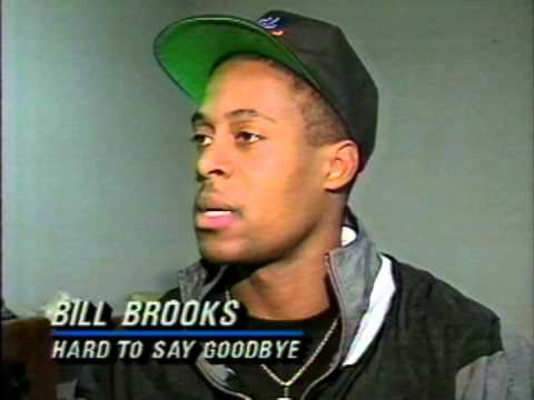 April 1, 1993 - Bill Brooks Leaves the Indianapolis Colts