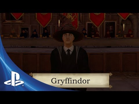 Pottermore at PlayStation Home - Release 2