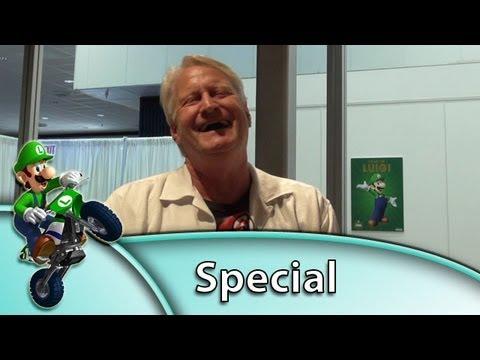 Luigi week 2013: Interview met Charles Martinet (partly dutch)