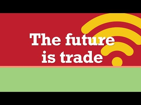 The Future Is Trade