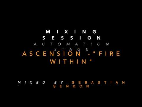 Mixing Pop/Rock song | Sebastian Sendon
