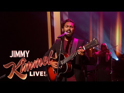 Watch Himesh Patel Cover 'Yesterday' on 'Kimmel'