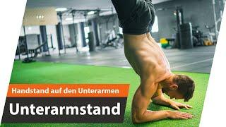 Unterarmstand SCHNELL LERNEN - Ellenbogenstand Tutorial   Andiletics