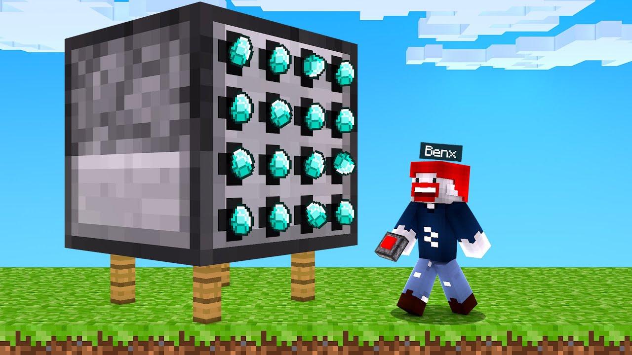 DAMIT FINDEST DU PERFEKT DIAMANTEN! (Minecraft)