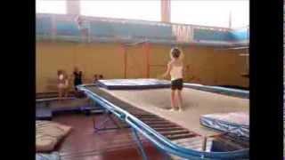 2:15 Секция гимнастики в Северодонецке. Занятия по гимнастике